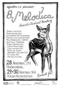 Melodica Plakat