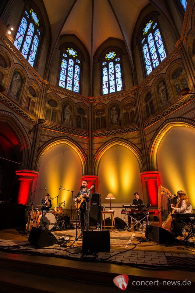 Villagers Kulturkirche Altona Hamburg 12.05.2015