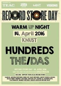 RecordStoreDayWarmUp2016