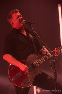 Queens of the Stone Age live @ Sporthalle, Hamburg, 15.11.2017<br /> Copyright Doreen Reichmann, 2017, all rights reserved