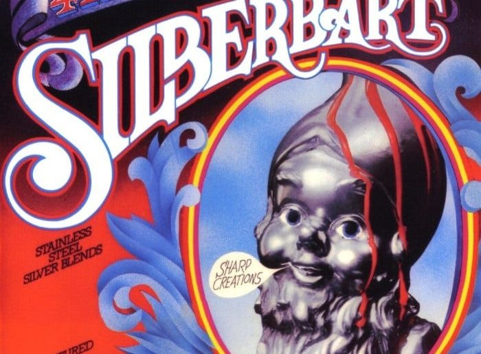Silberbart Cover
