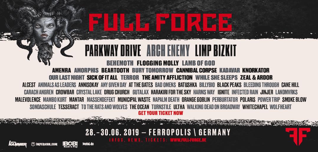 Full Force 2019