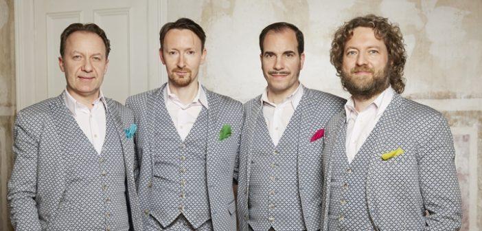 Ticketverlosung: Kaiser Quartett