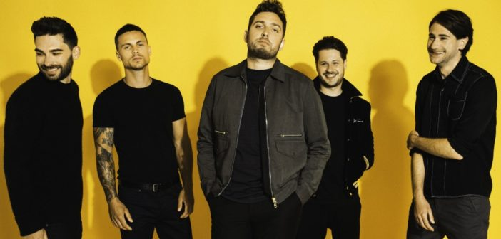 Jetzt wird gebrettert: You Me At Six
